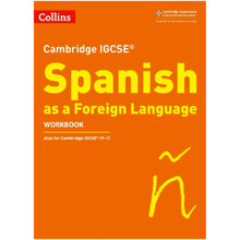 Collins Cambridge IGCSE Spanish Workbook - ISBN 9780008300395