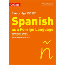 Collins Cambridge IGCSE Spanish Teacher's Guide - ISBN 9780008300388