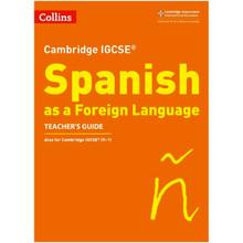 Collins Cambridge IGCSE Spanish Teacher's Guide - ISBN 9780008300388