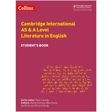 Collins Cambridge International AS & A Level Literature in English Student's Book - ISBN 9780008287610