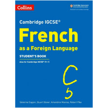 Collins Cambridge IGCSE French Student's Book - ISBN 9780008300340