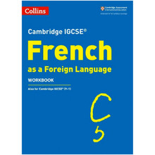 Collins Cambridge IGCSE French Workbook - ISBN 9780008300364