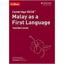 Cambridge IGCSE® Malay as a First Language Teacher's Guide - ISBN 9780008311063