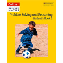 Collins International Primary Maths – Problem Solving and Reasoning Student Book 1 - ISBN 9780008271770