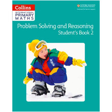 Collins International Primary Maths – Problem Solving and Reasoning Student Book 2 - ISBN 9780008271787