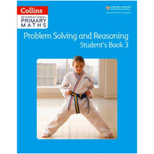 Collins International Primary Maths – Problem Solving and Reasoning Student Book 3 - ISBN 9780008271794