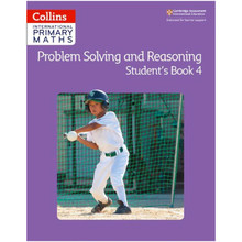 Collins International Primary Maths – Problem Solving and Reasoning Student Book 4 - ISBN 9780008271800