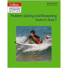 Collins International Primary Maths – Problem Solving and Reasoning Student Book 5 - ISBN 9780008271817
