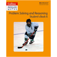 Collins International Primary Maths – Problem Solving and Reasoning Student Book 6 - ISBN 9780008271824