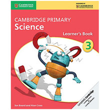 SALE ITEM - Cambridge Primary Science Learner's Book 3 - ISBN 9781107611412