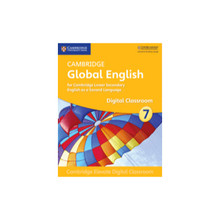 Cambridge Global English Stage 7 with Elevate Digital Classroom (1 Year) - ISBN 9781108713368