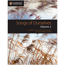 Songs of Ourselves Volume 2 - Anthology of Stories in English - ISBN 9781108462280
