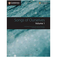 Songs of Ourselves Volume 1 - Anthology of Stories in English - ISBN 9781108462266
