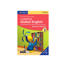 Cambridge Global English Stage 3 Teacher's Resource with Cambridge Elevate - ISBN 9781108610612