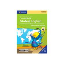 Cambridge Global English Stage 4 Teacher's Resource with Cambridge Elevate - ISBN 9781108610544