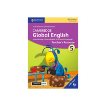 Cambridge Global English Stage 5 Teacher's Resource with Cambridge Elevate - ISBN 9781108610568