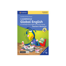 Cambridge Global English Stage 6 Teacher's Resource with Cambridge Elevate - ISBN 9781108610599