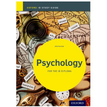 IB Psychology Study Guide - Oxford University Press - ISBN 9780198389965