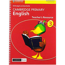 Cambridge Primary English Stage 3 Teacher's Resource with Cambridge Elevate - ISBN 9781108615884