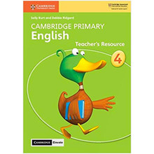 Cambridge Primary English Stage 4 Teacher's Resource with Cambridge Elevate - ISBN 9781108624039