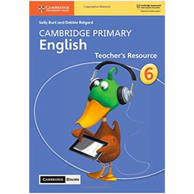 Cambridge Primary English Stage 6 Teacher's Resource with Cambridge Elevate - ISBN 9781108604734