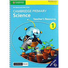 Cambridge Primary Science Stage 1 Teacher's Resource with Cambridge Elevate - ISBN 9781108678285