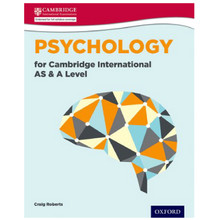 Psychology for Cambridge International AS and A Level Student Book - ISBN 9780198399681