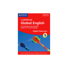 Cambridge Global English Stage 9 Cambridge Elevate Digital Classroom (1 Year) - ISBN 9781108744003