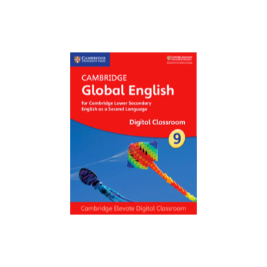 Cambridge Global English Stage 9 Cambridge Elevate Digital Classroom (1 Year) - ISBN 9781108744003