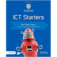 Cambridge ICT Starters Next Steps Stage 1 - ISBN 9781108463522