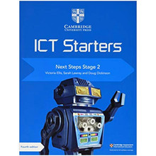 Cambridge ICT Starters Next Steps Stage 2 - ISBN 9781108463539