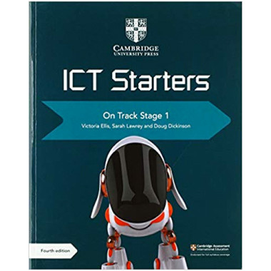 Cambridge ICT Starters On Track Stage 1 - ISBN 9781108463546