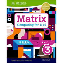Matrix Computing for 11-14: Student Book 3 - ISBN 9780198395560