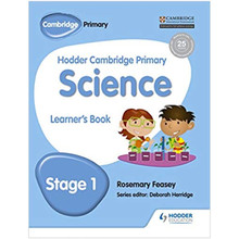 Hodder Cambridge Primary Science: Learner's Book Stage 1 - ISBN 9781471883910