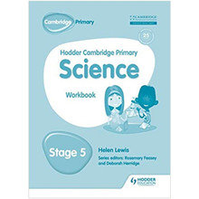 Hodder Cambridge Primary Science Workbook 5 - ISBN 9781471884245