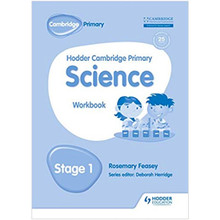 Hodder Cambridge Primary Science: Workbook 1 - ISBN 9781471883941