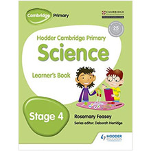 Hodder Cambridge Primary Science: Learner's Book Stage 4 - ISBN 9781471884023