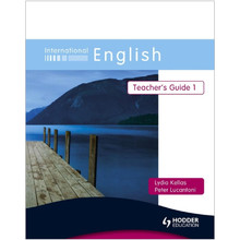 Hodder International English Teacher's Guide 1 - ISBN 9780340959473