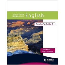 Hodder International English Teacher's Guide 2 - ISBN 9780340959480
