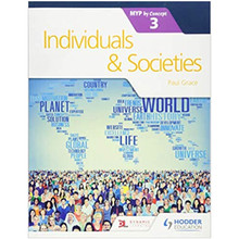 Hodder Individuals and Societies for the IB MYP 3 - ISBN 9781471880315