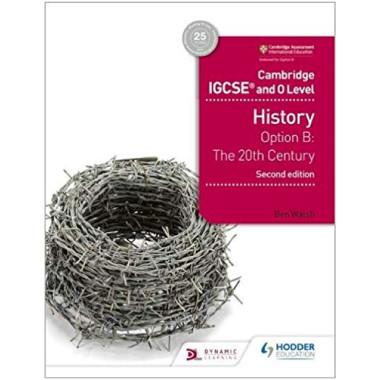 Cambridge IGCSE and O Level History 2nd Edition - ISBN 9781510421189