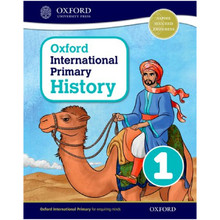 Oxford International Primary History: Student Book 1 - ISBN 9780198418092