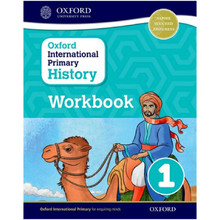 Oxford International Primary History: Workbook 1 - ISBN 9780198418153