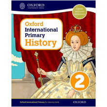 Oxford International Primary History: Student Book 2 - ISBN 9780198418108