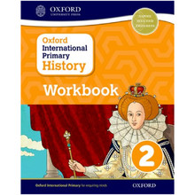 Oxford International Primary History: Workbook 2 - ISBN 9780198418160