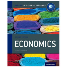 IB-Diploma Economics Course Book 2nd Edition - ISBN 9780198390008