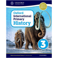 Oxford International Primary History: Student Book 3 - ISBN 9780198418115