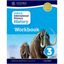 Oxford International Primary History: Workbook 3 - ISBN 9780198418177