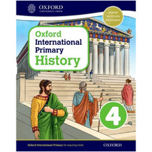 Oxford International Primary History: Student Book 4 - ISBN 9780198418122