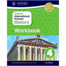 Oxford International Primary History: Workbook 4 - ISBN 9780198418184